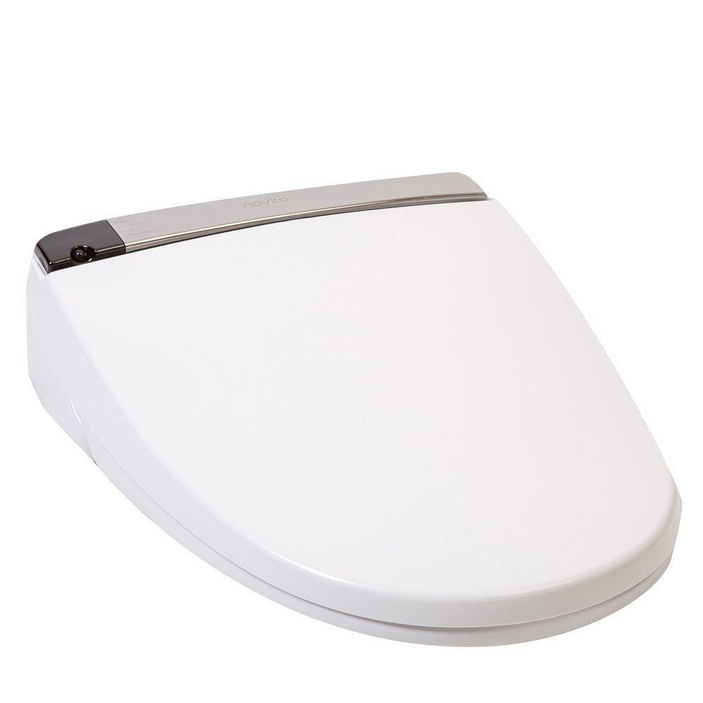 Kohler Novita Bh 90 Plastic Elongated Bidet Seat White Check