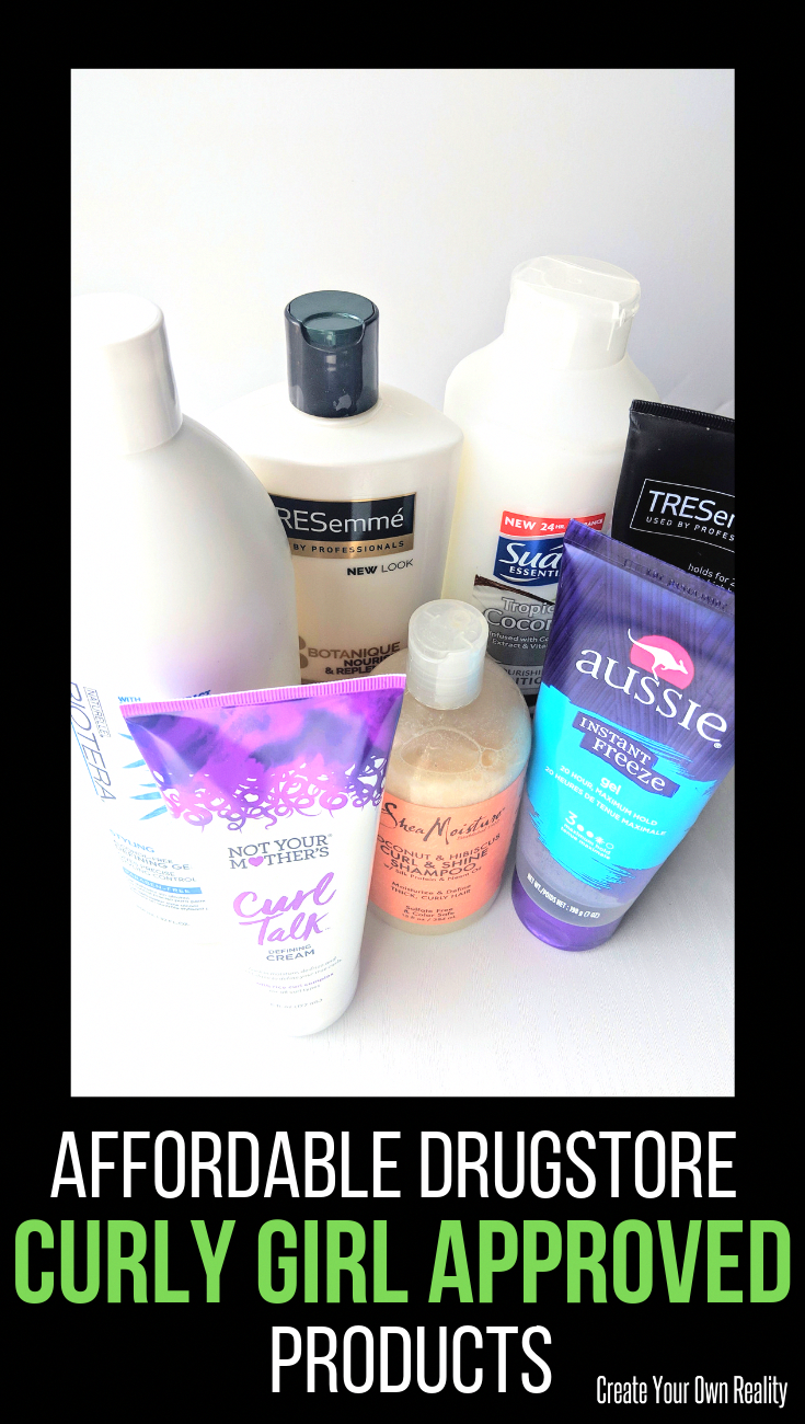 Get your curly girl method routine started with these