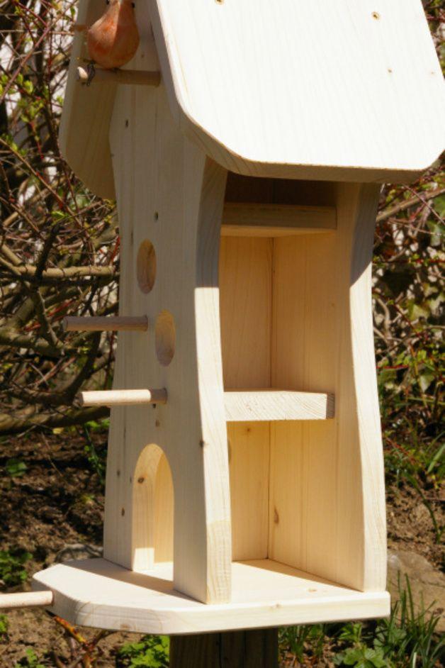 vogelhaus zum selbstbemalen unbemalt sinnvolle und. Black Bedroom Furniture Sets. Home Design Ideas