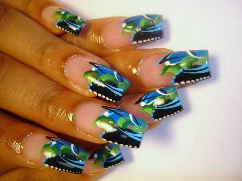 ghetto nail design related post