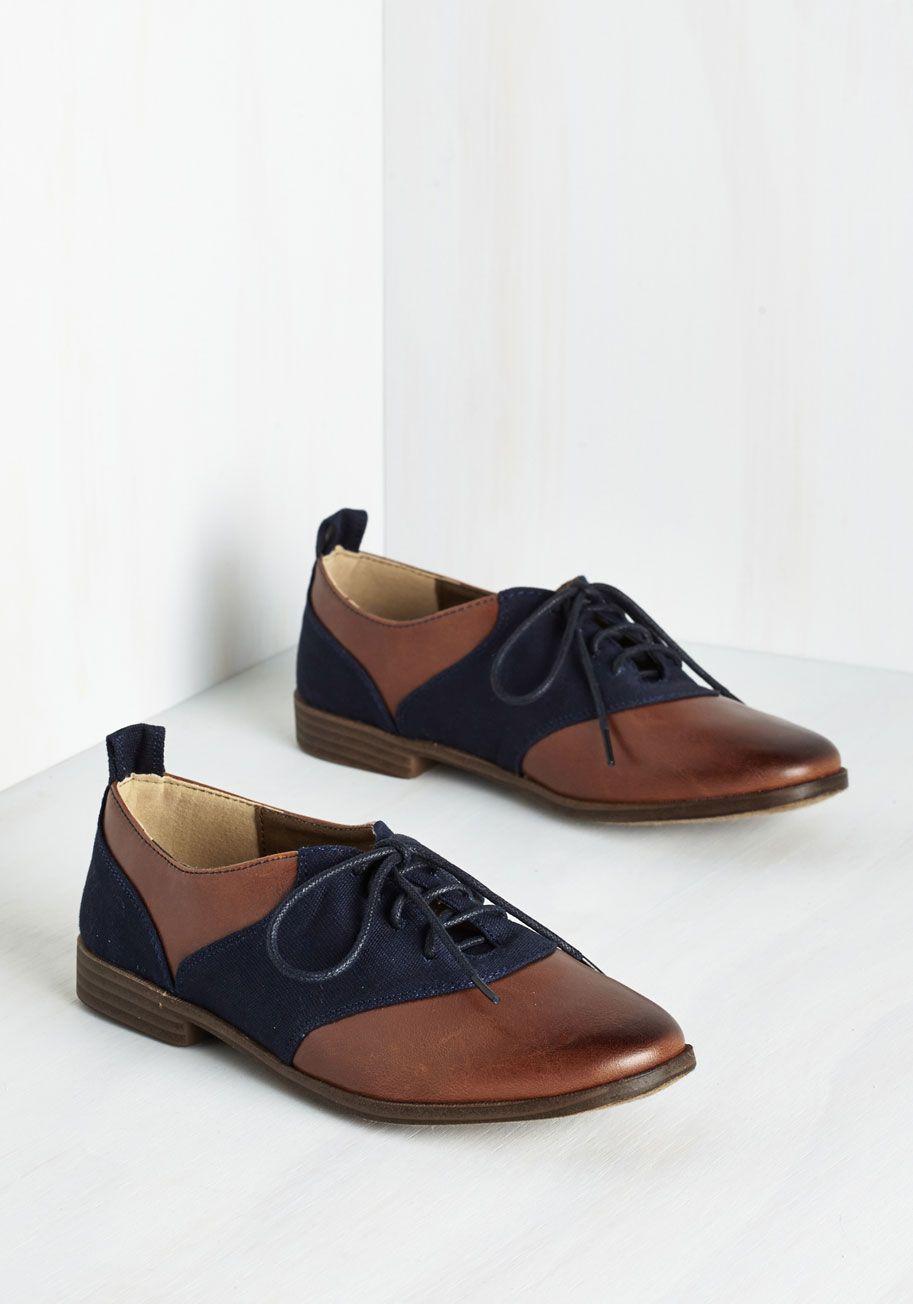 Reading Room Romance Oxford Flat | Shoe Love | Pinterest