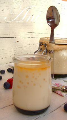La cocina de ani flan de leche condensada rapid simo y - Ana cocina facil ...