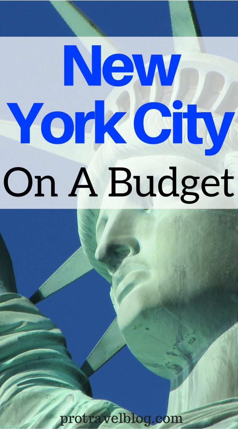 How To See New York City On A Budget Nyc Budget Travel Tips