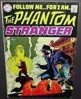 The Phantom Stranger #1 1969 5.0; 2nd SA app Phantom Stranger BV$28 Swamp Thing! #StrangerThings #swampthing