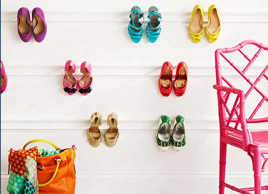 Organize Closets With 11 Things You Already Own Diy Shoe Storage