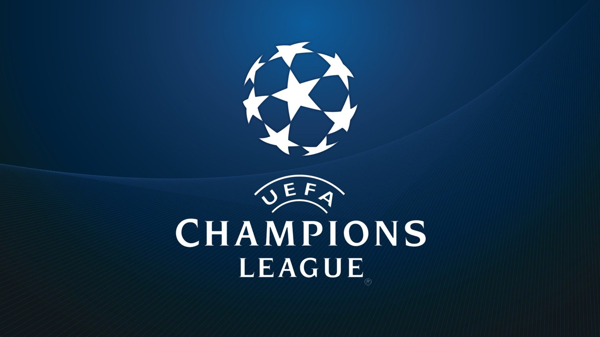 UEFA Champions League Logo HD Wallpaper