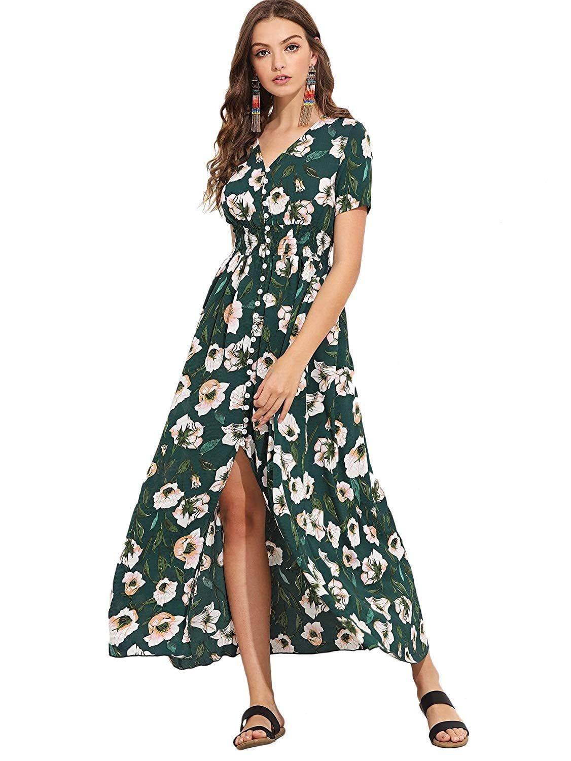 Customers Are Buying This 30 Maxi Dress From Amazon Like Crazy It Comes In 44 Colors Maxi Dress Party Maxi Dress Green Cheap Wedding Dresses Online