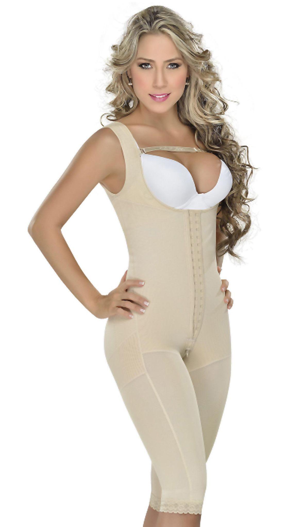 286ebe00da638 Fajas MyD 0075 Abdomen Shaper Bodysuit Faja Reductora