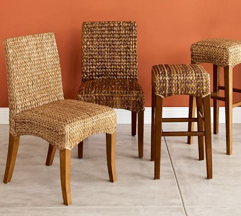 Seagrass Dining Chair | Dining chairs, Home decor, Home