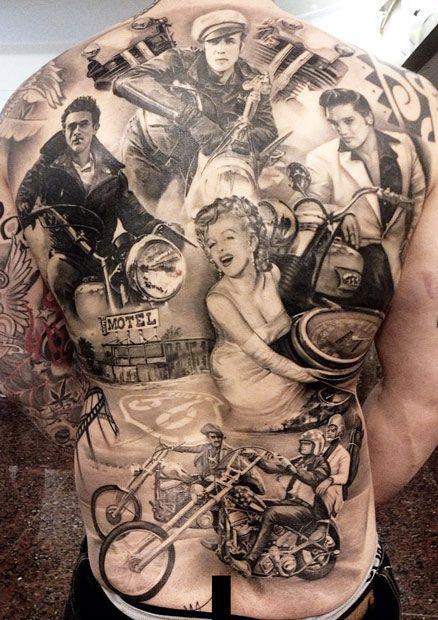 8d87ce6b9 Tattoo Artist - Matteo Pasqualin - celebrites tattoo |  www.worldtattoogallery.com