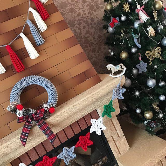 Vyazanie Baranova Darya Baranova Daria Instagram Photos And Videos Holiday Decor Christmas Tree Skirt Holiday