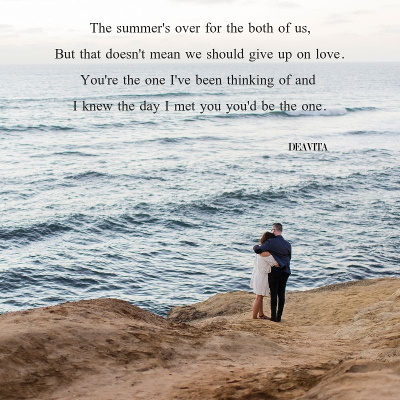 Summer Romance Beautiful Quotes About Love With Photos Summer Love Quotes Romantic Romance Summer Romance Quotes Summer Love Quotes Romance Quotes