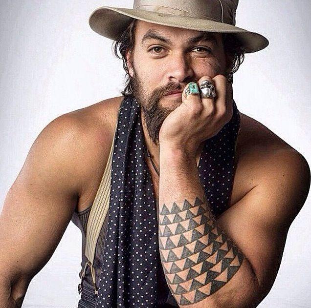 Jason Momoa Tattoos: Jason Momoa As Leonardo. BODY TATTOO