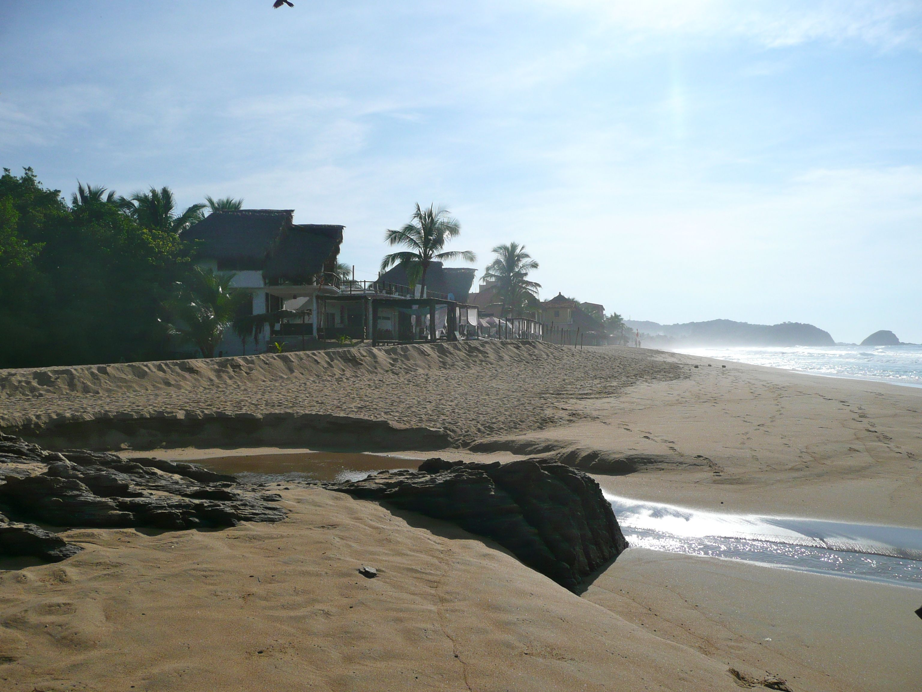Playa Zipolite. Welcome To The Beach Of The Dead!: Relax