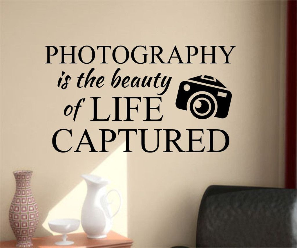 Photographic Memory Quotes: Photography Beauty Of Life Quote