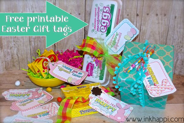 Easter gift tags to help wrap it pretty free printable easter easter gift tags to help wrap it pretty negle Gallery
