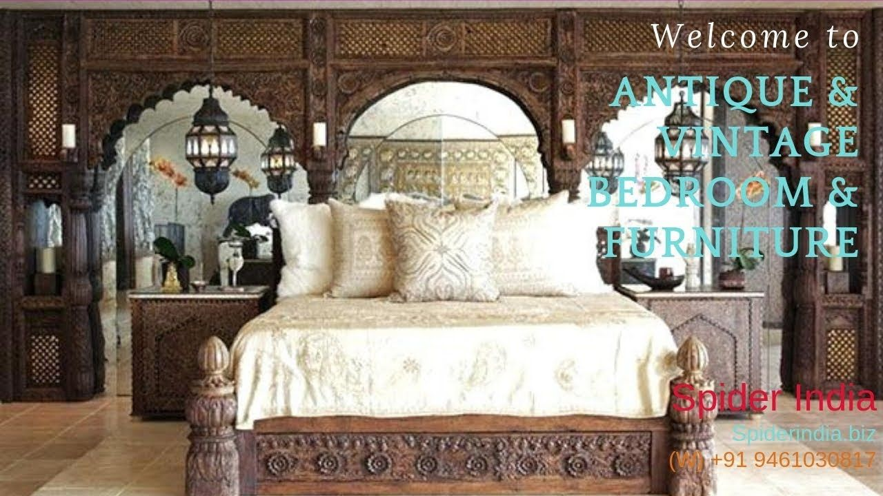 Fantastic Vintage Bedrooms Luxury Beds Buy Designer Luxury Beds Beutiful Home Inspiration Ommitmahrainfo