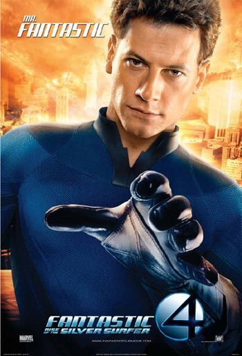 Fantastic Four Rise Of The Silver Surfer Movie Poster Gallery Imp Awards With Images Fantastic Four Movie