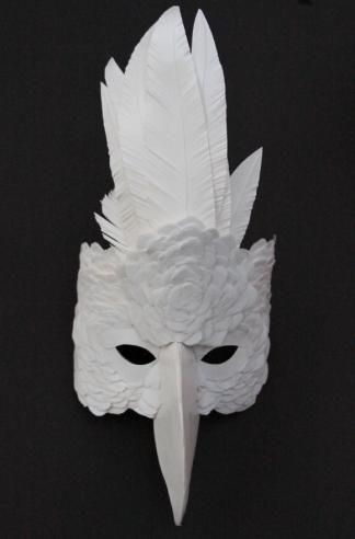 paper animal mask