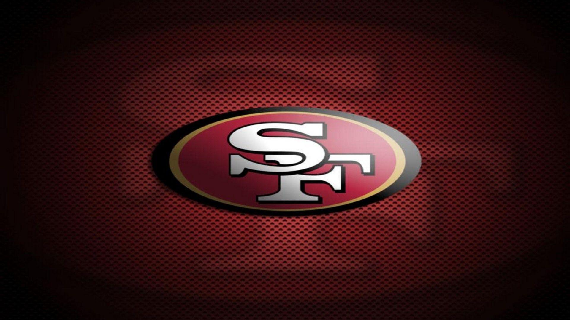 Nfl Wallpapers San Francisco 49ers Logo San Francisco 49ers Sf 49ers