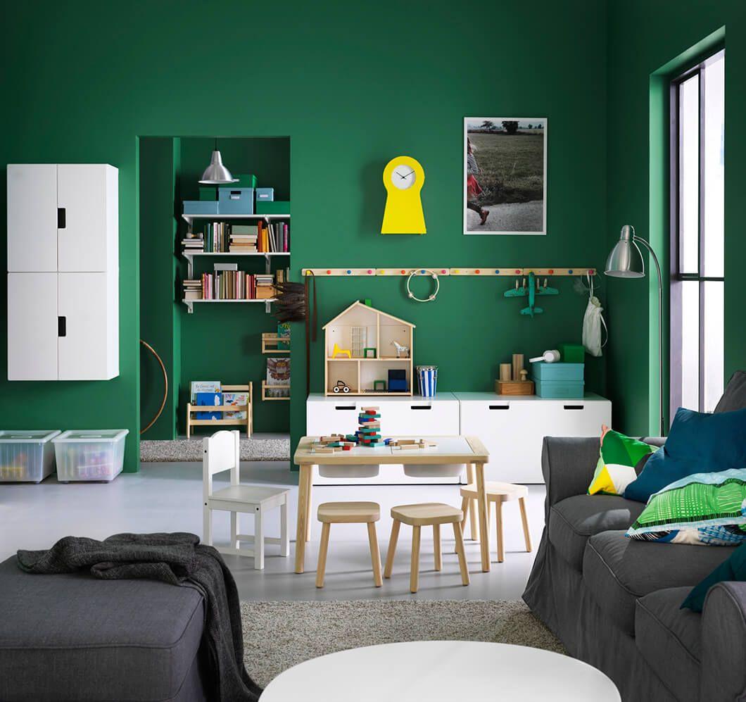 Met deze opbergmogelijkheden verberg je al het speelgoed | IKEA ...