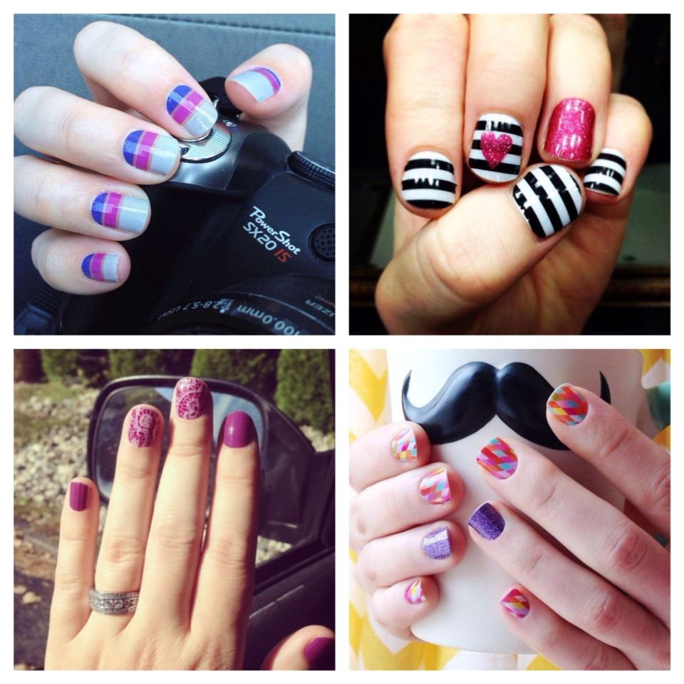 Jamberry Nail Wraps-to host a Facebook party visit maddiegirljams.jamberrynails.net