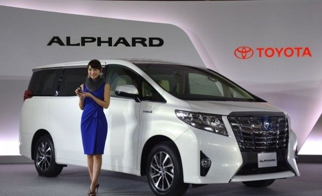 April 2015 Mobil New Toyota Alphard Akan Mengaspal Di Indonesia Toyota Alphard Toyota Alphard Toyota