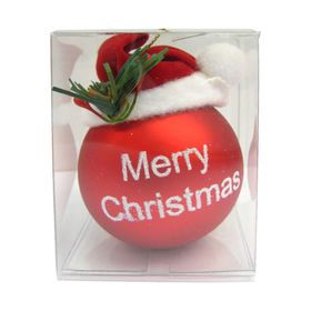 Picture of Mini Merry Christmas Glass Ornament
