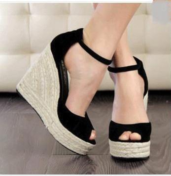 Bti 2015 fashion women pumps heels sandals for lady shoes em