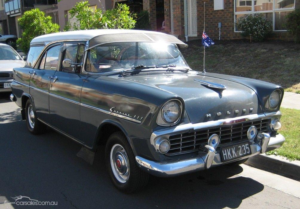1961 HOLDEN EK EK SPECIAL Australian cars, New and used
