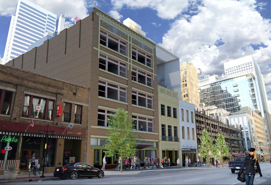 Mid Elm Lofts (over 100 Years Old), Downtown Dallas   Around Two Dozen