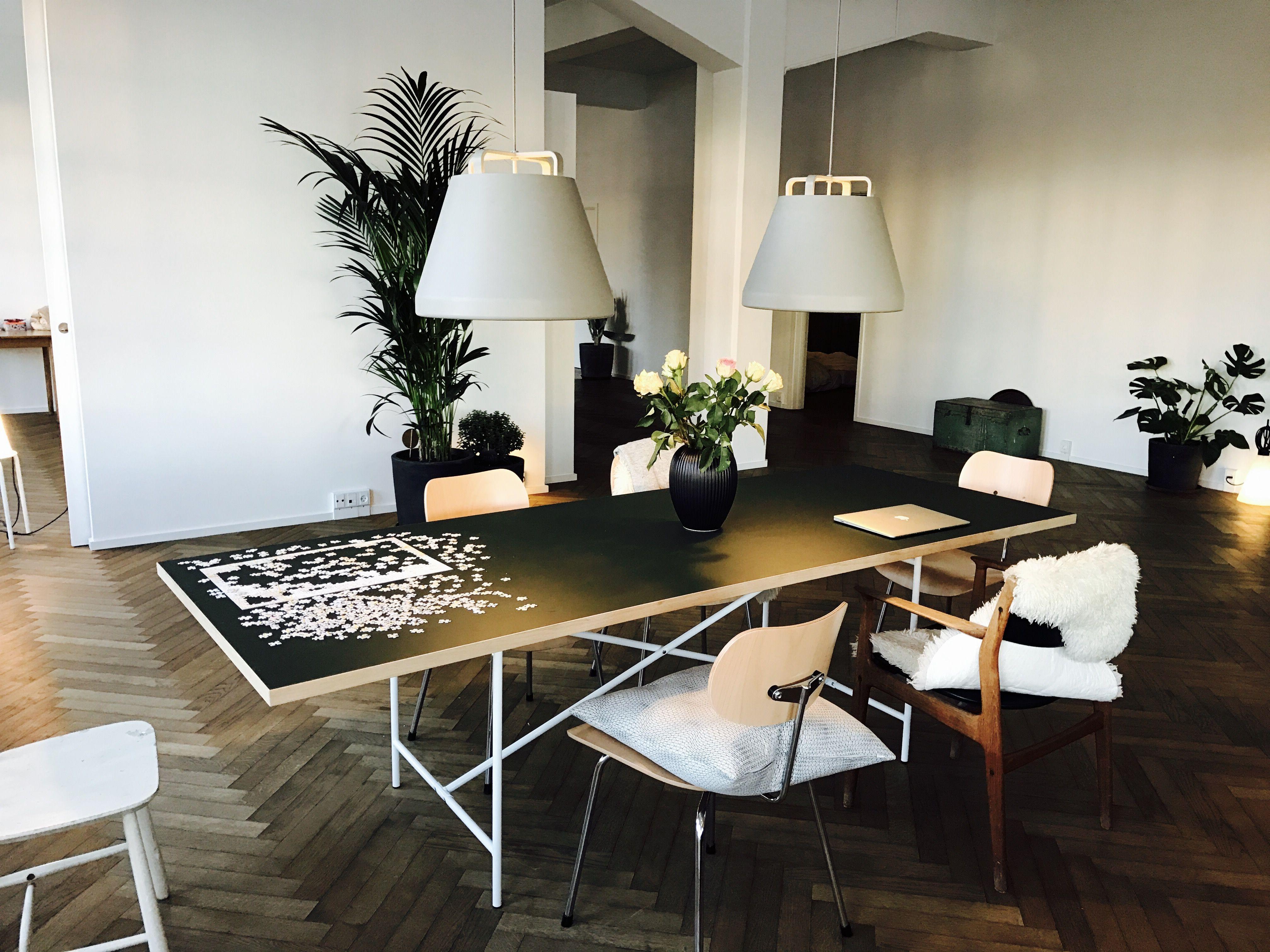 Inspirational Eiermann bord millioncph lampe dansk hygge puslespil