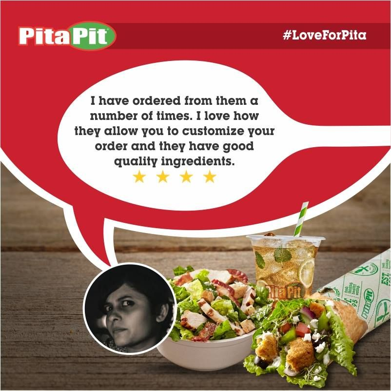 #LoveForPita We love hearing from you, Sanchita. Especially when the words are so kind. Thank You for an awesome review! More Details: http://www.zoma.to/GOdAAe