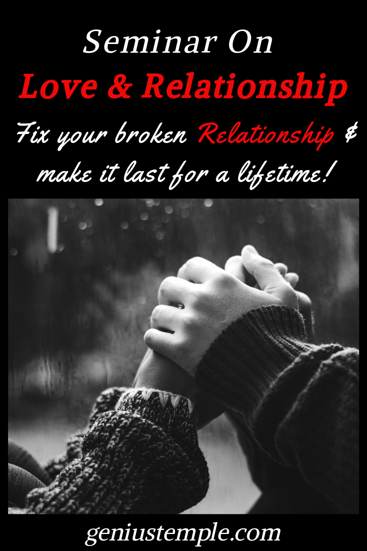 Do you have a disheartening relationship with your partner