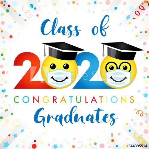 Class Of 2020 Year Graduating Banner Awards Concept Creative Funny Sign Happy Holiday In 2020 Abstract Graphic Design Graphic Design Templates Colorful Invitations