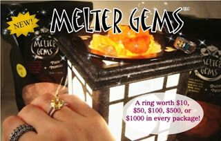 Melter gems great for the holidays!