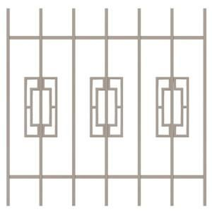 Window Guard Burglar Bars Modern Design