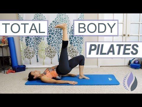 Total Body PILATES - YouTube #yogaypilates