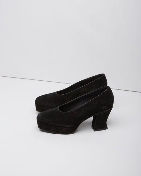Acne Studios / Betsan Curved Heel Pump