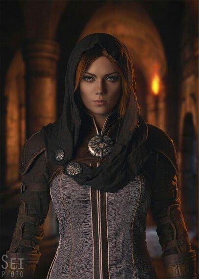 Dragon Age: Inquisition - Leliana cosplay