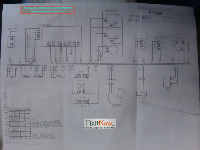 Electric Stove Burner Wiring Diagram from i.pinimg.com