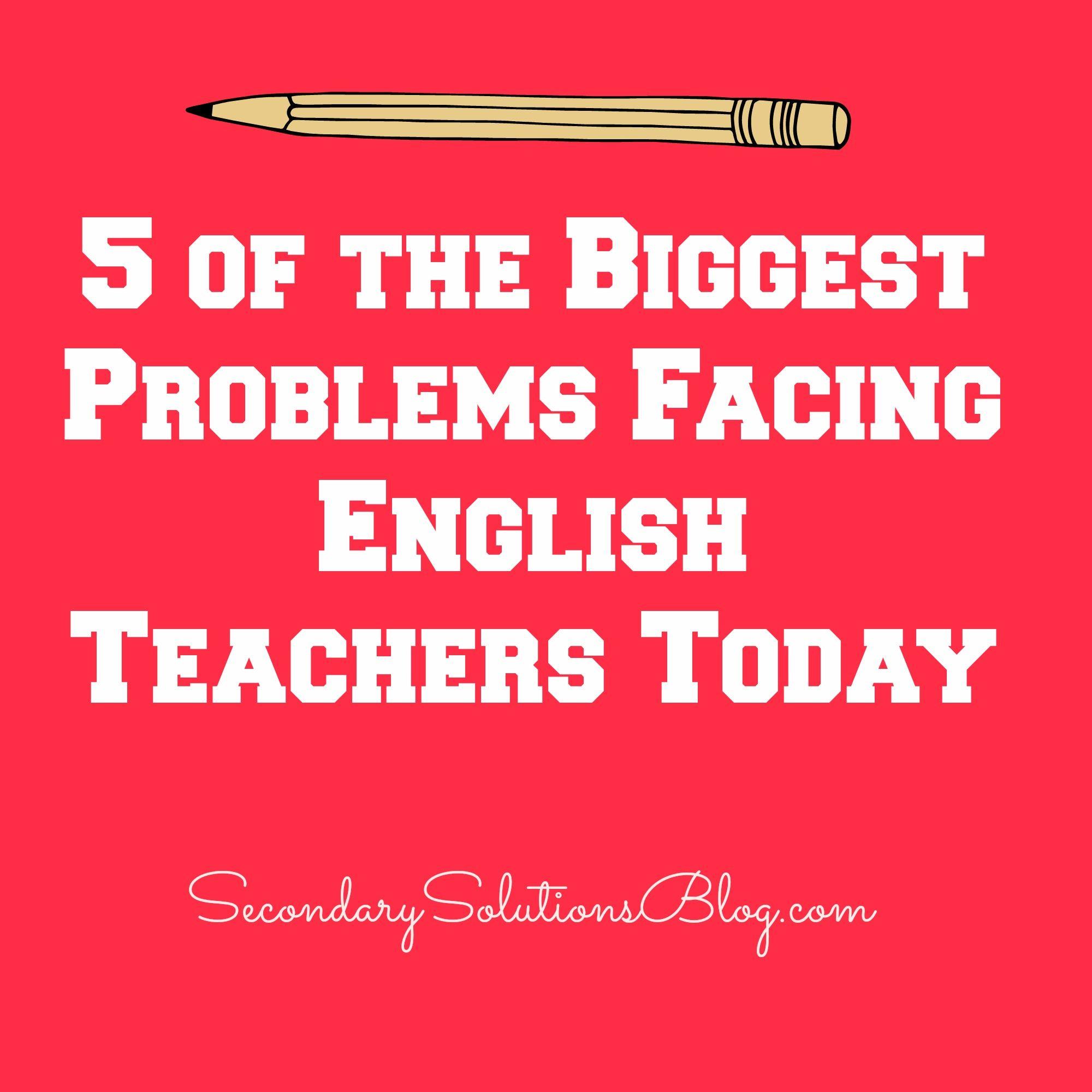 English Problems