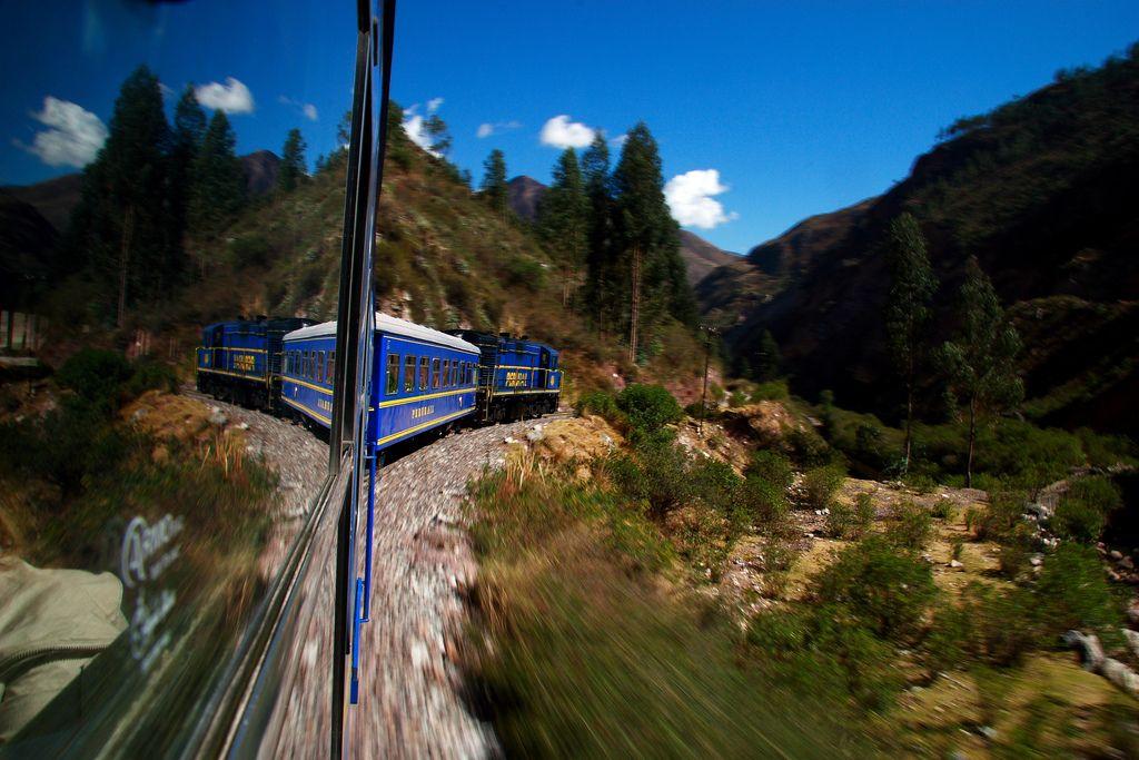 Todo sobre el tren a Perú MachuPicchu
