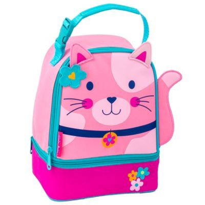 333c04f4e07f Stephen Joseph Lunch Pals Cat Lunch Bag in 2019