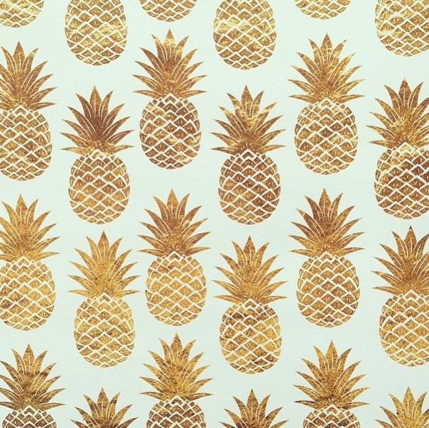 Golden Pineapple Goodness