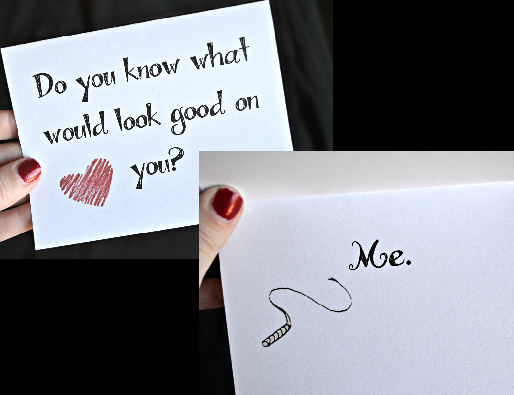 Do You know what would look good on you Me Funny Sexy – Good Ideas for Valentines Day Cards