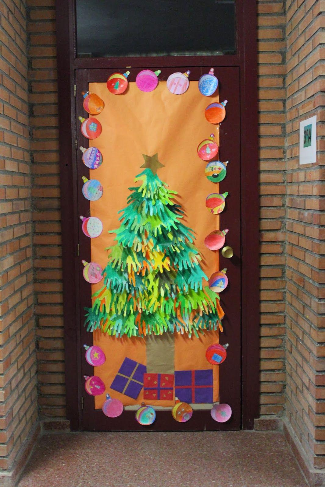 Puertas2 | Imagenes educativas, Puerta de la clase y Puerta de navidad