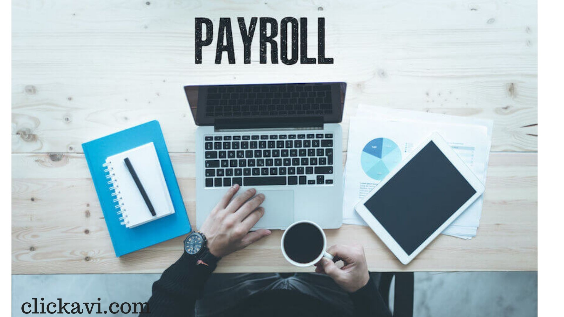 Payroll automation refers to the use of computers to