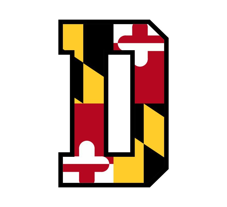 Buchstabe Letter D Flagge Flag Maryland Vereinigte Staaten Von Amerika United States Of Americ Vereinigte Staaten Von Amerika Nordamerika Maryland
