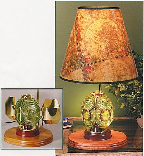 4th Order Fresnel Lens Table Lamp Charlie S Wish List Table Lamp